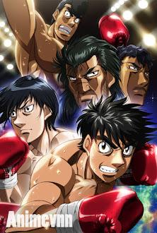 Hajime no Ippo: New Challenger - Hajime no Ippo SS2 2013 Poster