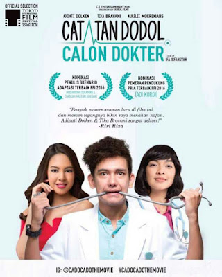Download Catatan Dodol Calon Dokter (2016) WEB-DL Full Movie