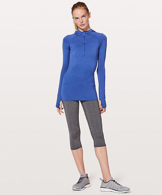 lululemon hooded-swiftly-zipper