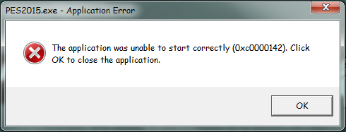 Cara Mengatasi The Application Was Unable To Start Correctly Pada