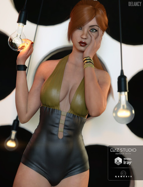 Delancy for Genesis 3 Female
