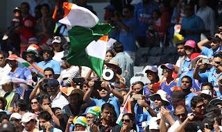 India vs aus audience photo