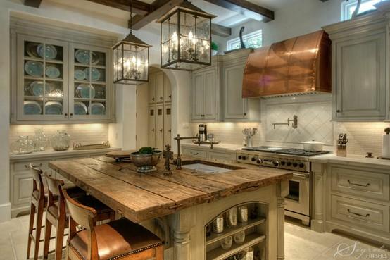 ILLUMINATION: Rustic Kitchens and Fun Lighting