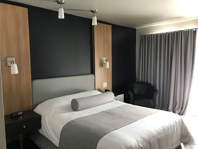 Hôtel Marineau Mattawin chambre