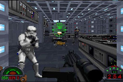 Videojuego Star Wars Dark Forces