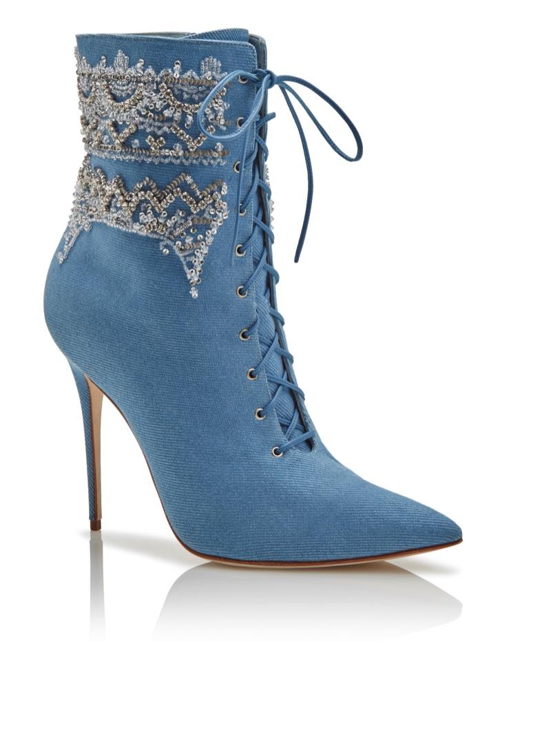 Rihanna x Manolo Blahnik Dancehall Cowgirl Boot