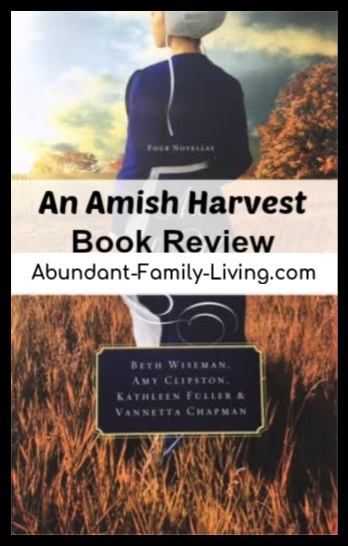 An Amish Harvest (Four Novellas) – Book Review
