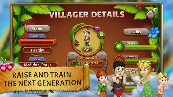 Virtual Villagers Origins 2 MOD Apk v1.5.20 (Unlimited Everything)