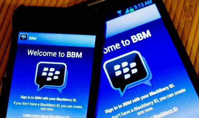 Layanan Sosial media blackberry messenger atau yang sering kita kenal dengan kependekan bb Tutorial Cara Membuat Akun BBM Baru [Lengkap Dengan Gambar]