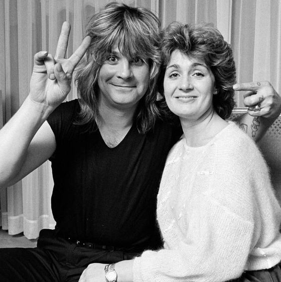 Ozzy And Sharon Osbourne To Renew Wedding Vows