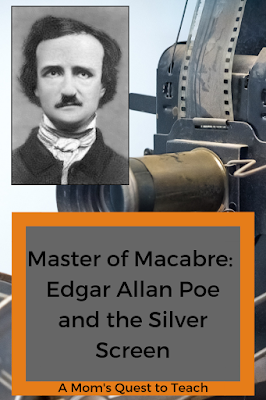 Image of Poe and Film