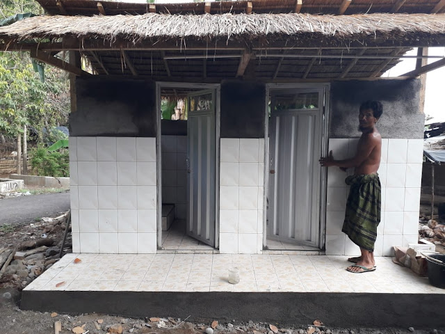 Pembangunan Fasilitas Sosial dan Umum di Lombok Ditargetkan Selesai Awal Desember