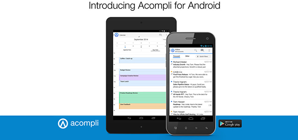 Acompli for Android