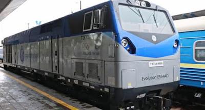 Укрзализныця подписала соглашение на поставку локомотивов с General Electric