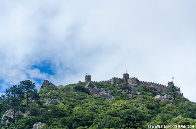 Castillos-de-Portugal, castillos de los moros