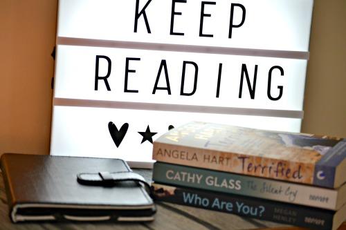 Keep Reading @ Sarahs Book Hub