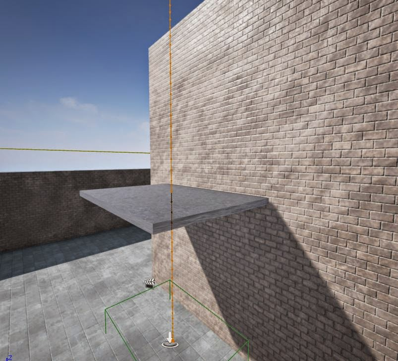 INFORMATION How to make a moving Elevator for UE4 READ HERE