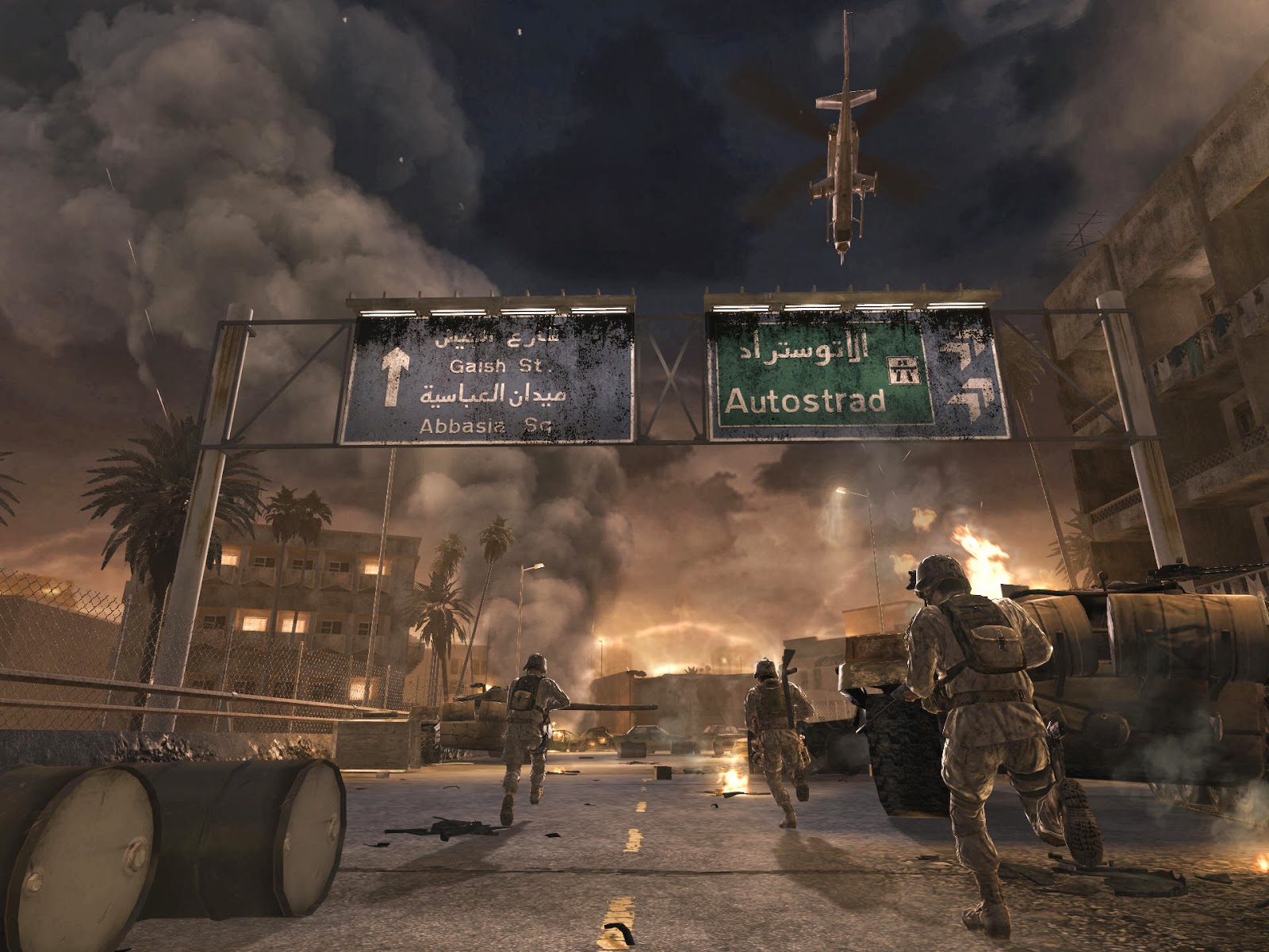 Call Of Duty 4 Modern Warfare - Free downloads and reviews ...