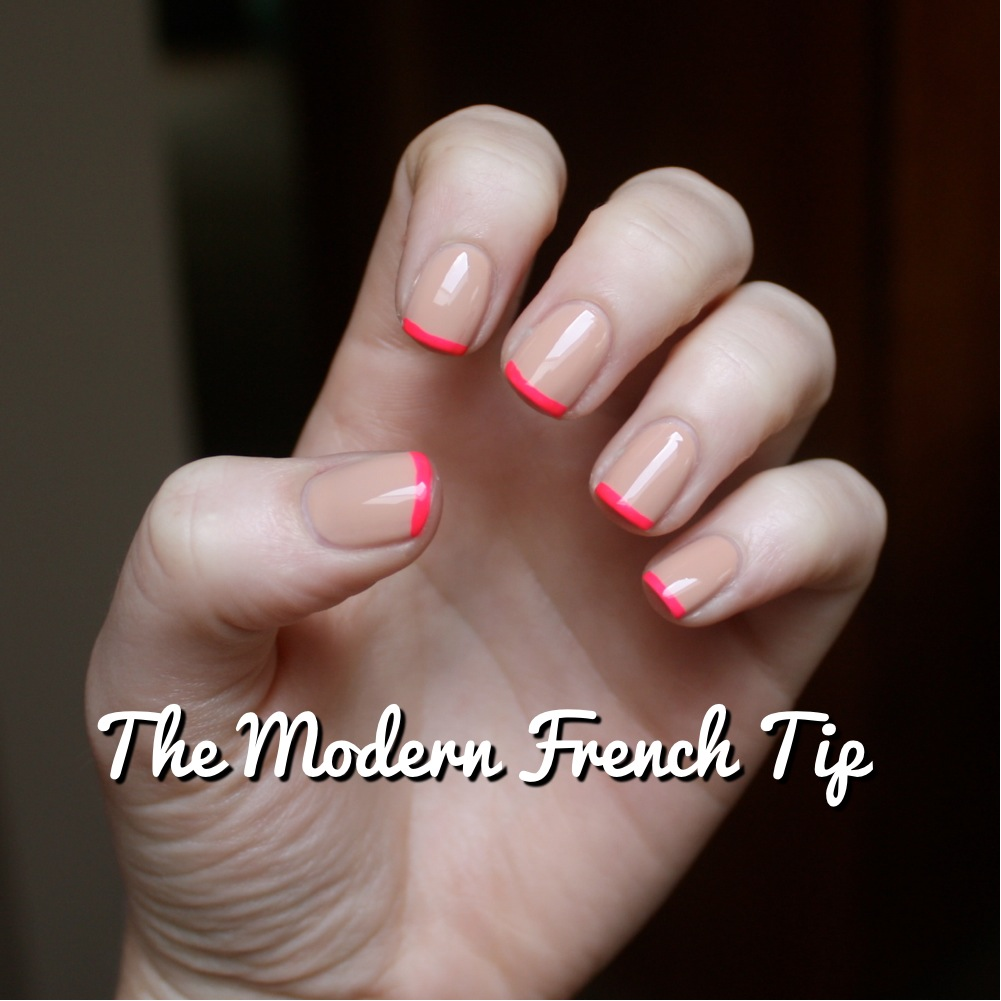 Tip Nail: Beauty School Dropouts: The Modern French Tip Manicure