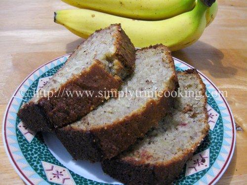 GFCF Banana Nut Loaf