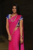 syamala sizzling saree stills-thumbnail-3