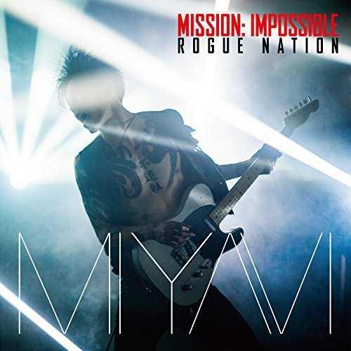 [Single] MIYAVI – Mission: Impossible Theme (2015.07.08/MP3/RAR)