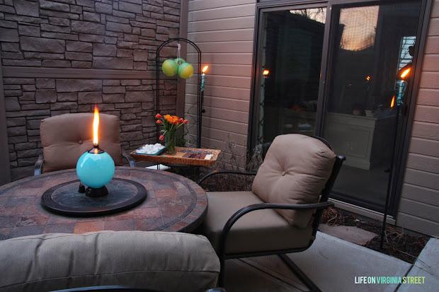 Gourmet 'mores Bar Ideas & 7 Tips Outdoor Entertaining