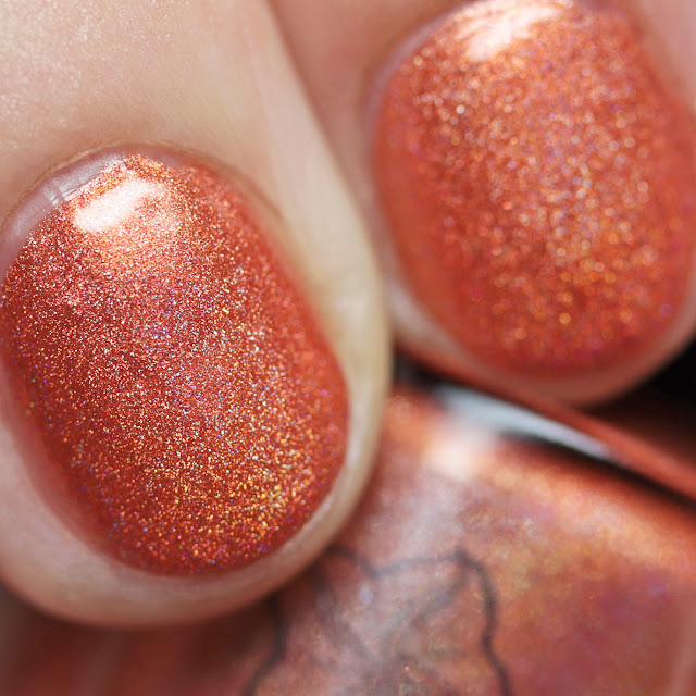 Moonflower Polish Citrino (Citrine)