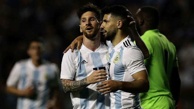 Argentina vs Iceland, 20h00 ngày 16/06