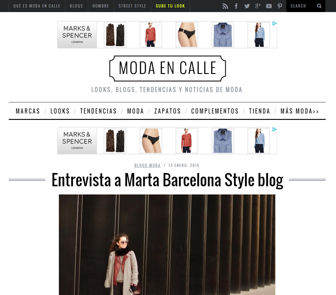 MartaBarcelonaStyle Prensa