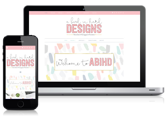 A Bird in Hand Designs • Blogger and Wordpress Designs