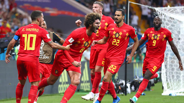 FIFA world Cup 2018: Belgium 3 - 2 Japan | Belgium Qualifies For Quarter Finals