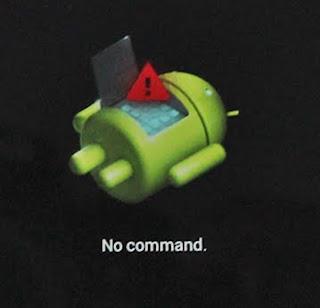 no command في Itel