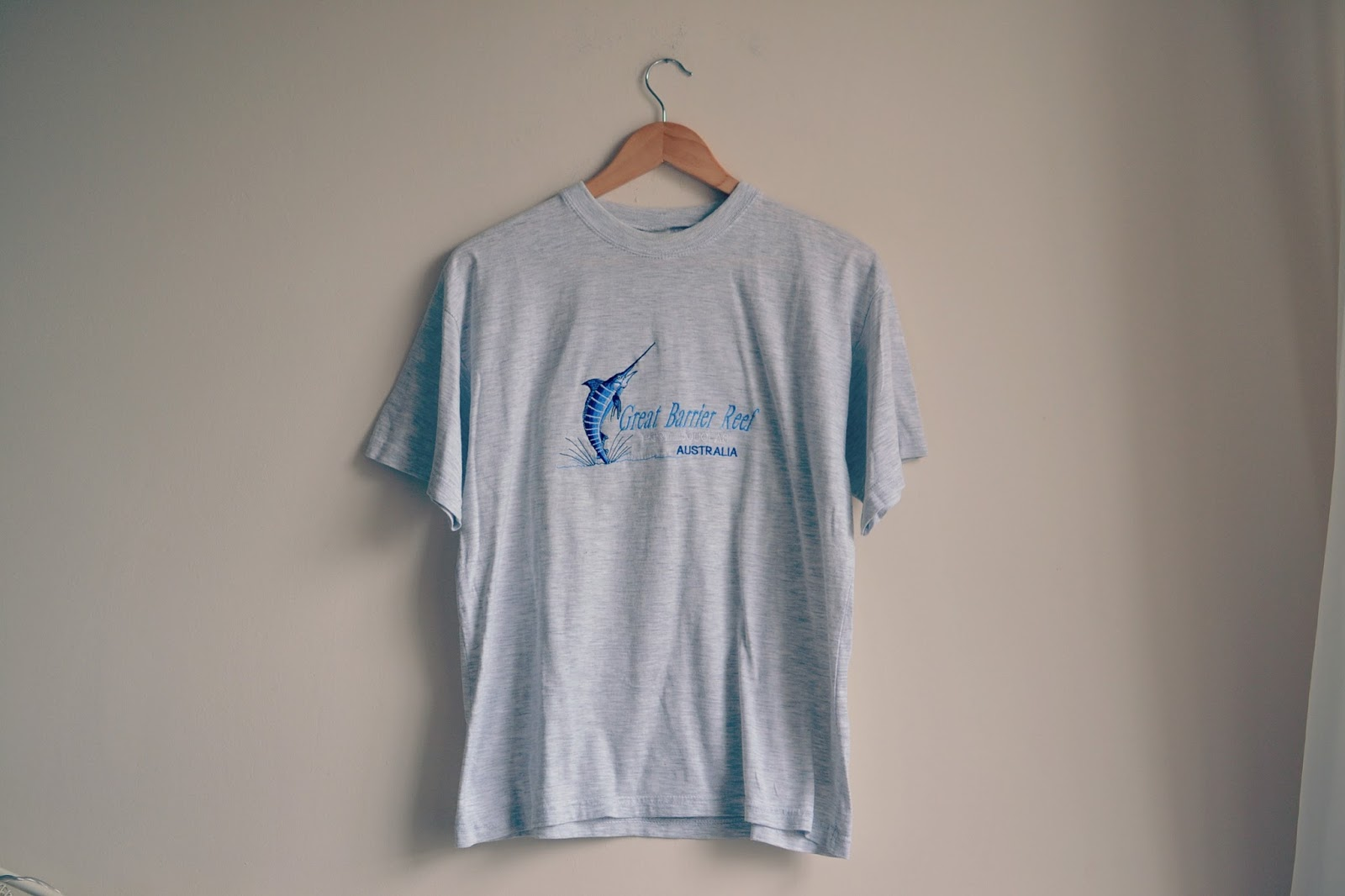 vintage tee shirt