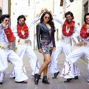 sonakshi Sinha HD Wallpapers in Action Jackson Hindi Movie