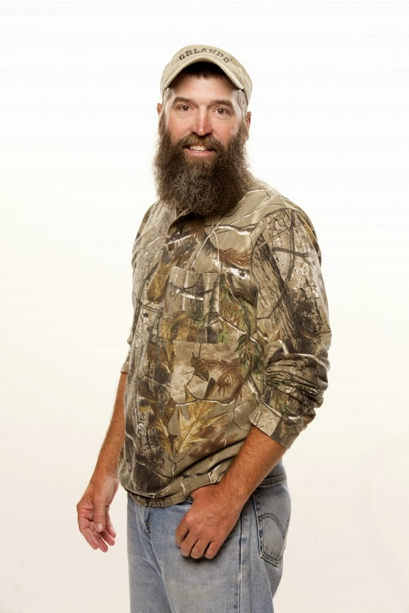 BB16 Donny Thompson Duck Dynasty