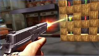 Game Bottle Shooting Games Apk
