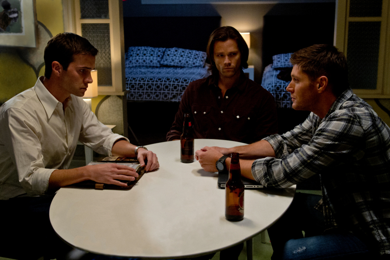Recap/review of SUPERNATURAL 8x12 'As Time Goes By' by freshfromthe.com