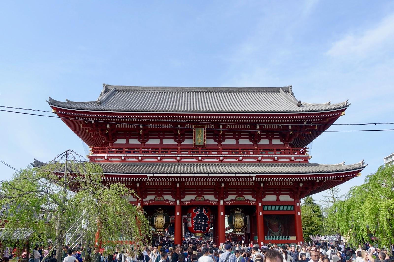 SENSIJO TEMPLE TOKYO