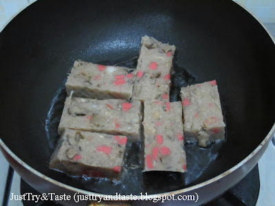 Resep Kue Lobak JTT