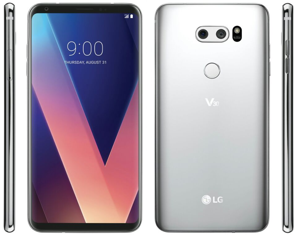 Get ready for the new LG V30 smartphone with rich features ...