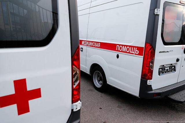 В Башкирии за рулём скончался водитель автобуса