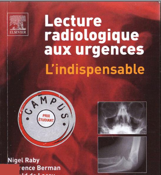 Lecture Radiologique aux Urgences L'indispensable livre PDF