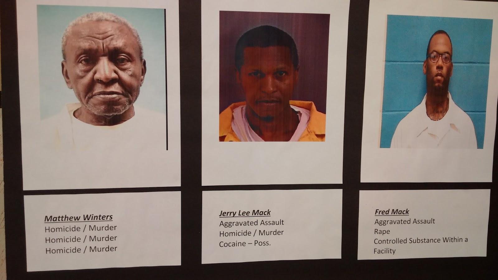 Jackson Jambalaya: Updated Post: Sheriff Says MDOC Is Not