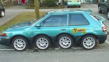 Τρελαίνουν κόσμο! Αυτοκίνητα που δεν έχετε ξαναδεί ποτέ ξανά να κυκλοφορούν στους δρόμους!