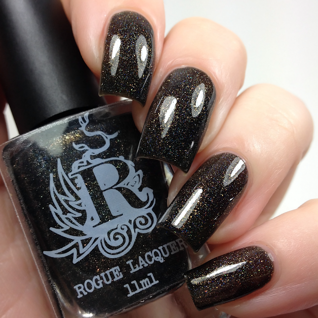 Rogue Lacquer-Dressed Like a Bat, I Dig It
