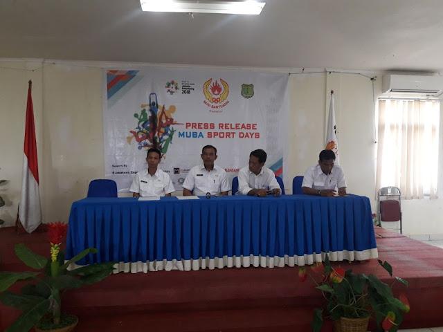 Irzal: Muba Sport Days Akan Dijadikan Agenda Tahunan