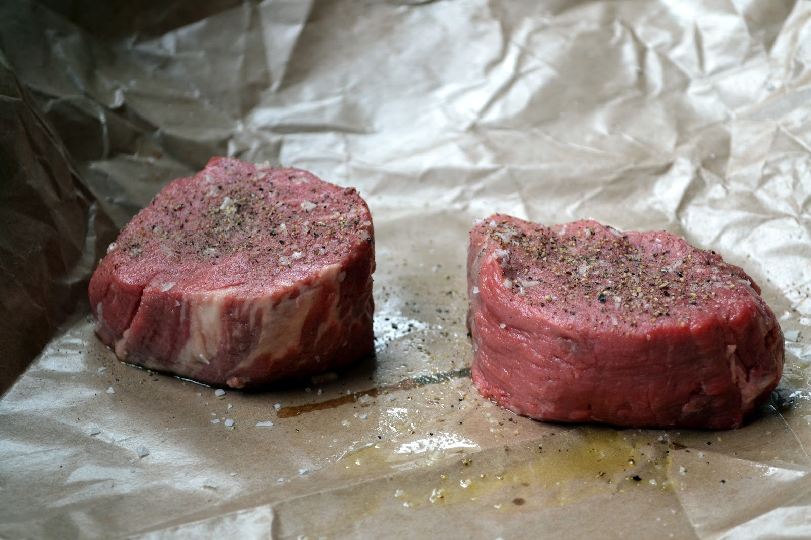 Hardly Housewives How To Make The Perfect Filet Mignon