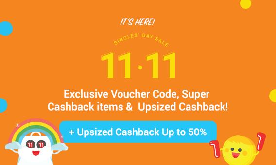 Daftar ShopBack Dapat Bonus Cashback RM10 - Memang Berbaloi Bagi Cik Akak