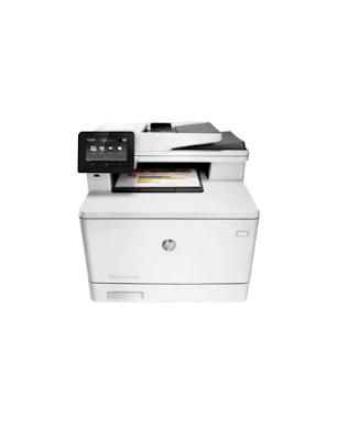 HP Color LaserJet Pro MFP M477 Manual, Driver Download & Wireless Setup